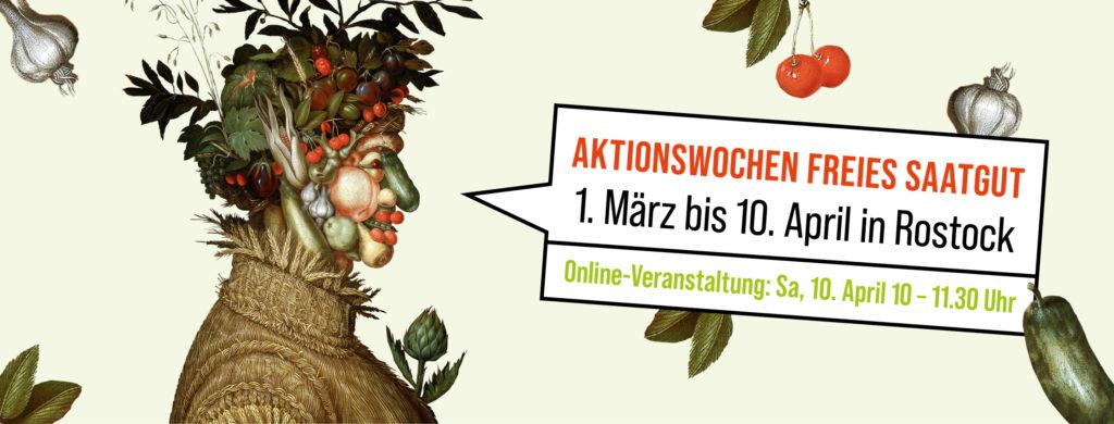 Aktionswochen Freies Saatgut 1.3.-10.4.2021